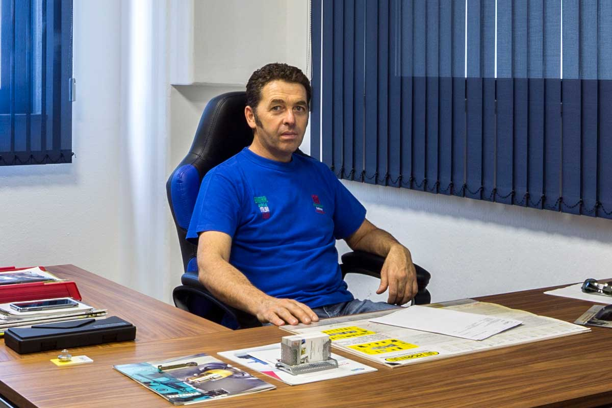 Stefano Camporesi CEO di Somm.it